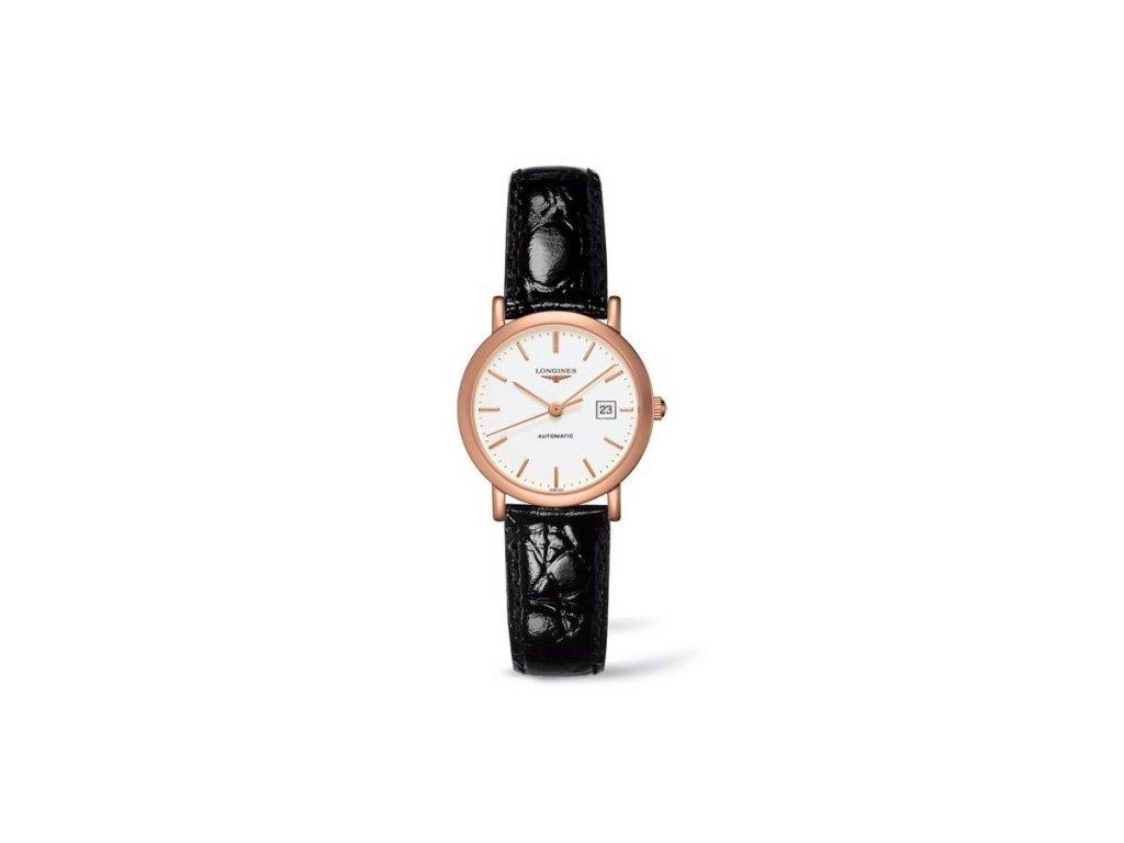 Longines Elegant Collection L4.378.8.12.0  + záruka 5 let + možnost výměny do 90 dní + natahovač na hodinky