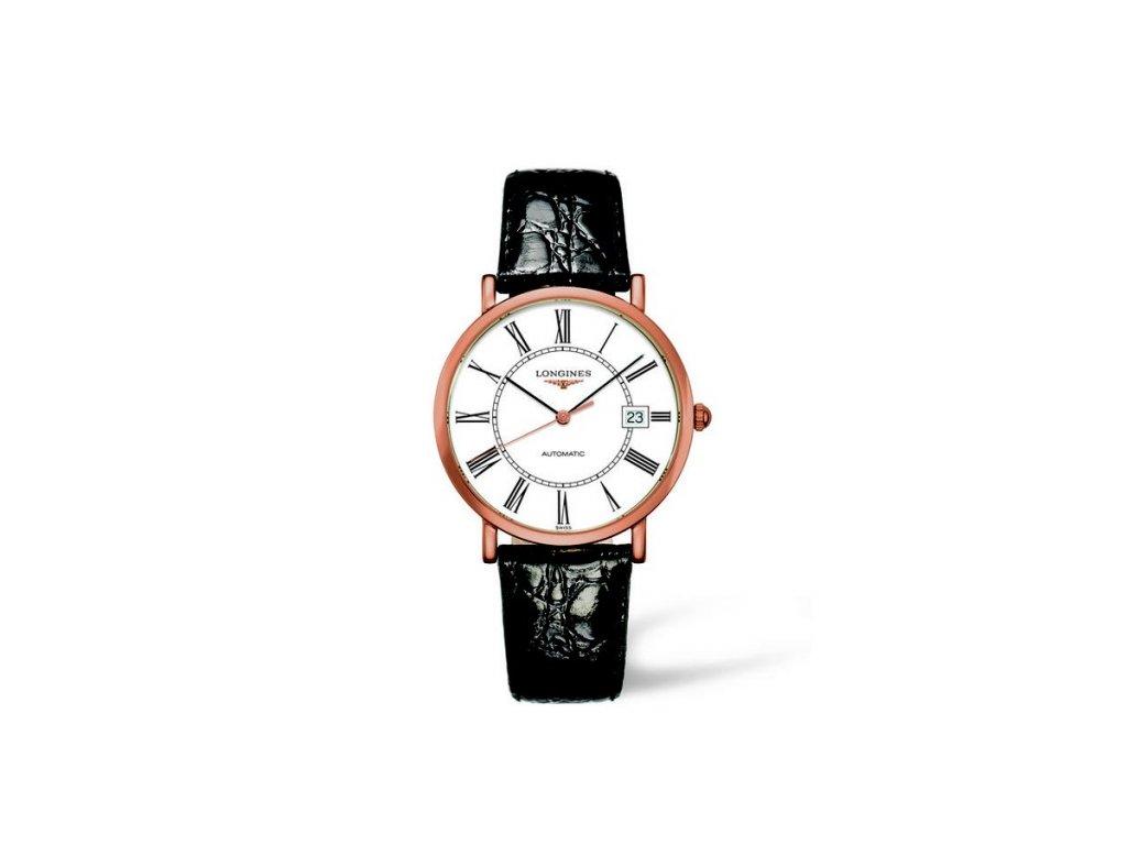 Longines Elegant Collection L4.787.8.11.0  + záruka 5 let + možnost výměny do 90 dní + natahovač na hodinky