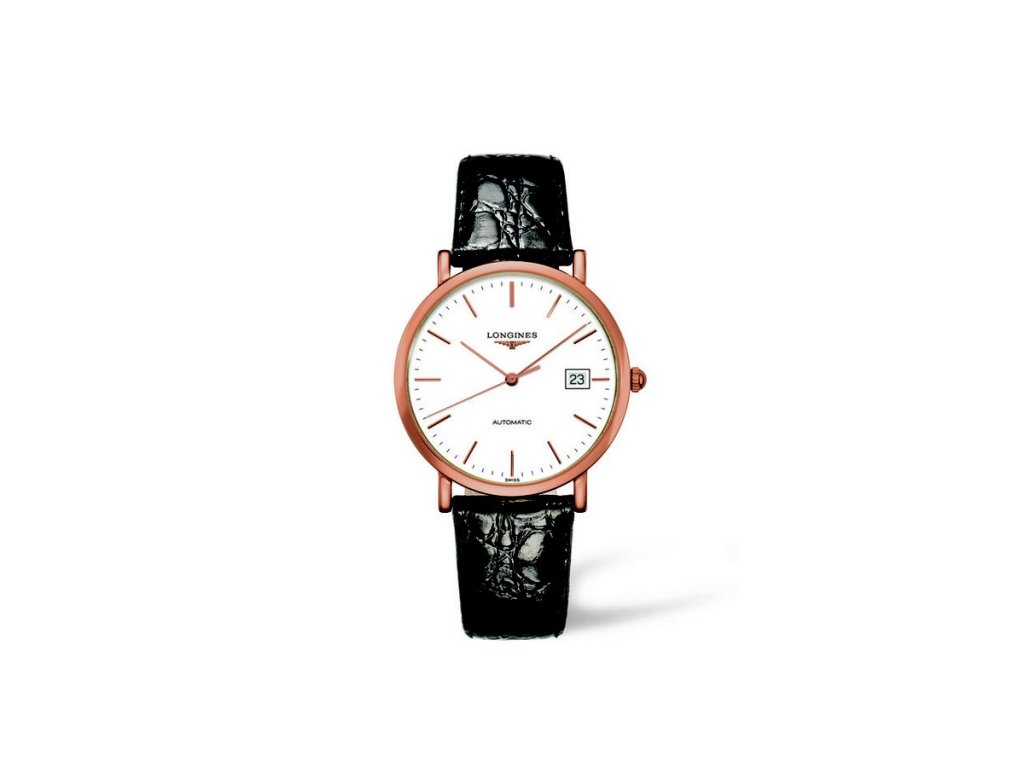 Longines Elegant Collection L4.787.8.12.0  + natahovač na hodinky