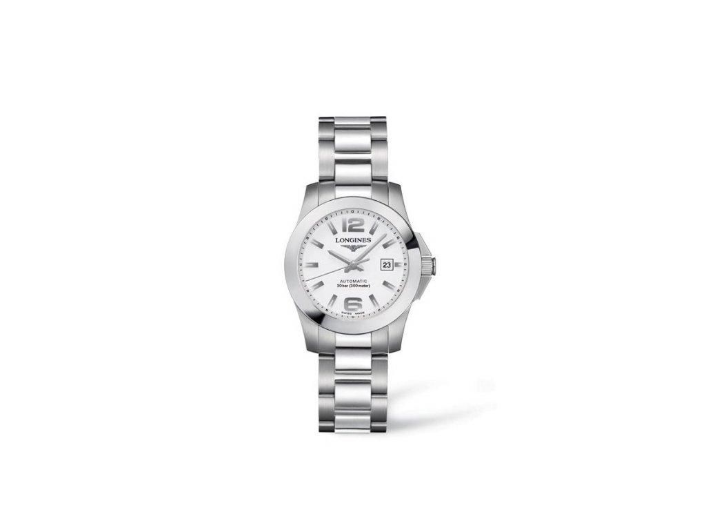 Longines Conquest L3.276.4.16.6 - HELVETIA hodinky šperky 56681cdf8a
