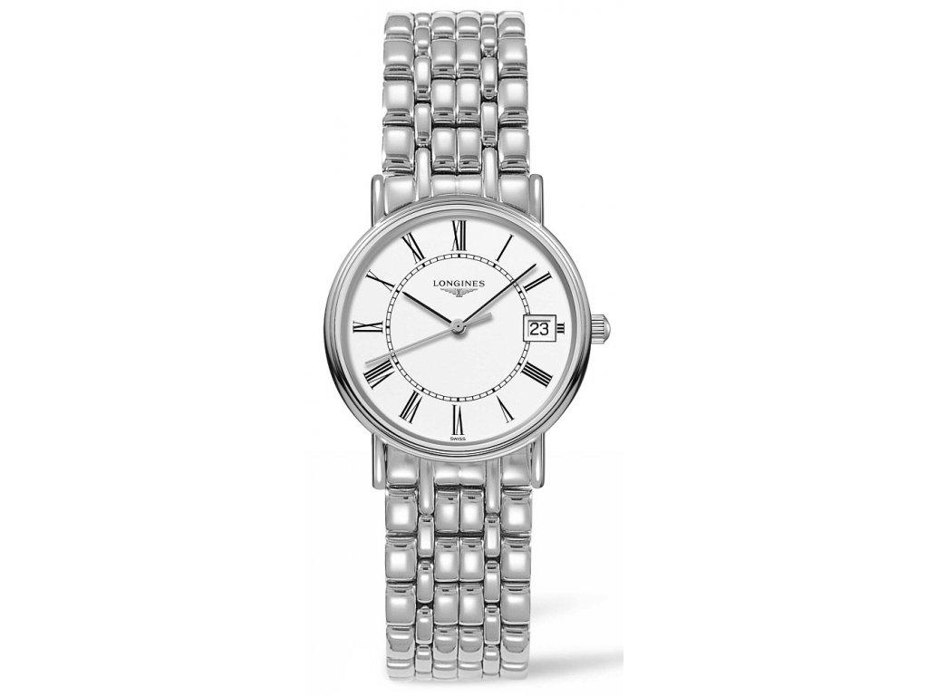 Longines Présence L4.320.2.11.7 - HELVETIA hodinky šperky cdb9d4ab3c