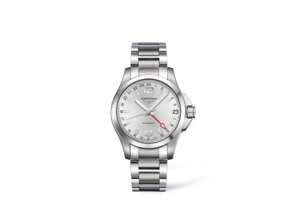 Longines Conquest L3.687.4.76.6 - HELVETIA hodinky šperky a5e03a4a3c