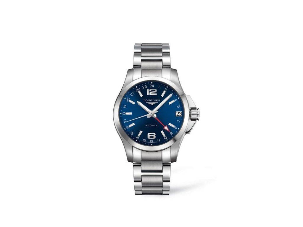 Longines Conquest L3.687.4.99.6 - HELVETIA hodinky šperky 7ebd53bb86