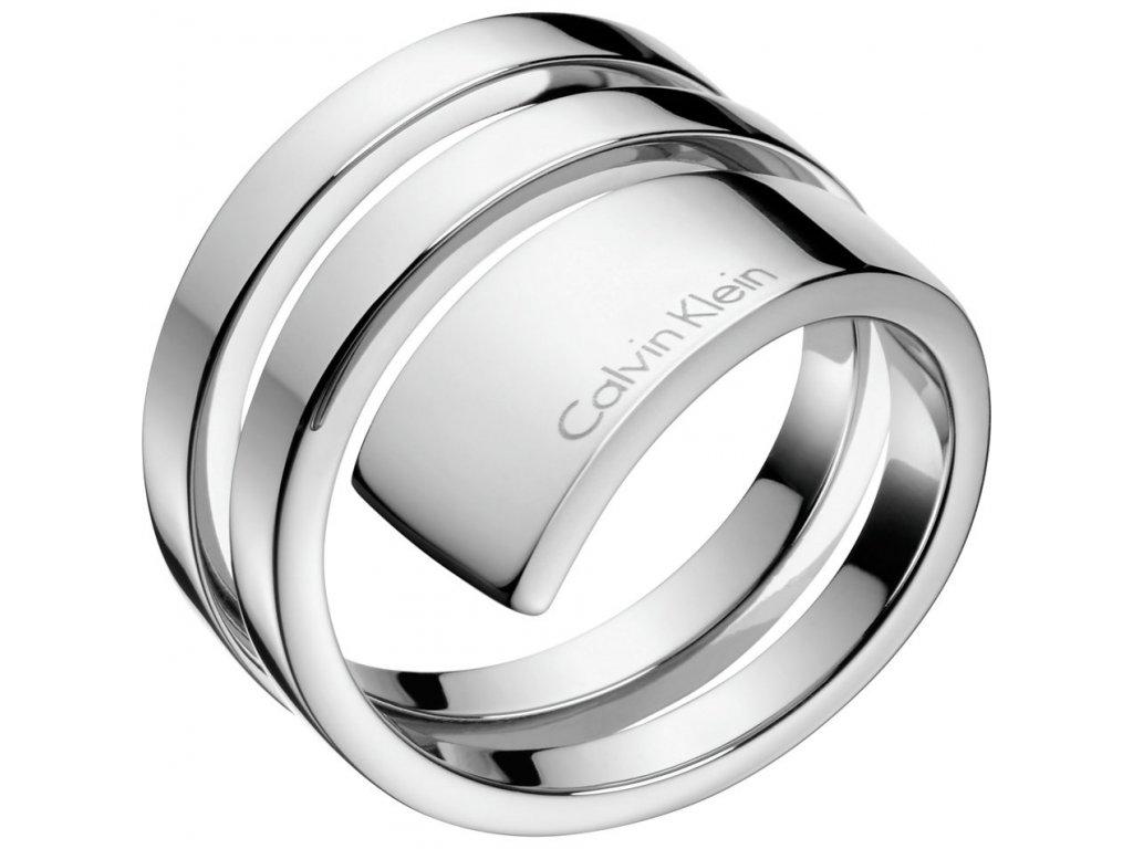 Prsten Calvin Klein Beyond KJ3UMR0001  + možnost výměny do 90 dní