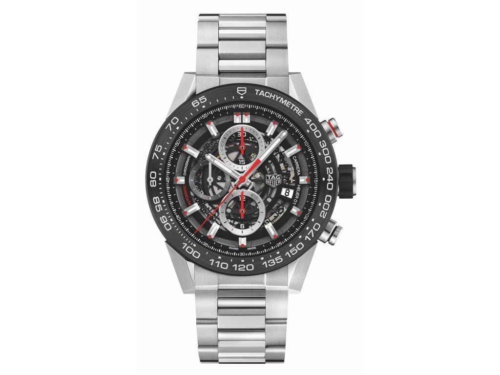 TAG Heuer Carrera CAR2A1W.BA0703  + prodloužená záruka 5 let + pojištení na rok + natahovač na hodinky ZDARMA