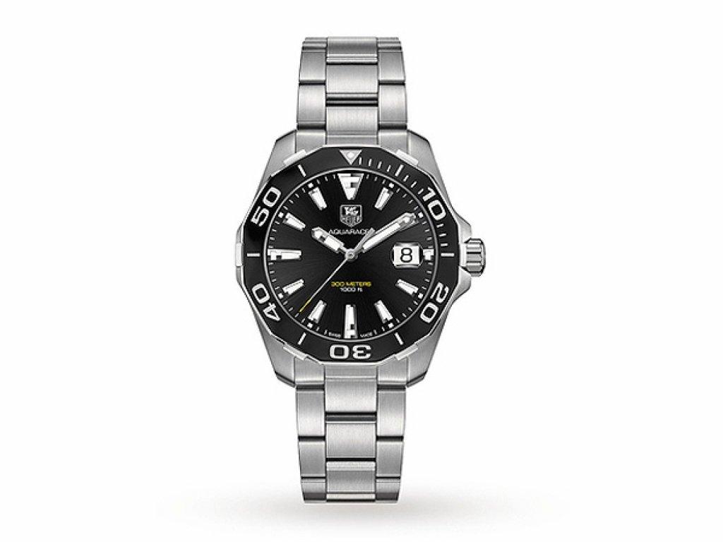 TAG Heuer Aquaracer WAY201A.BA0927  + možnost výměny do 90 dní + natahovač na hodinky