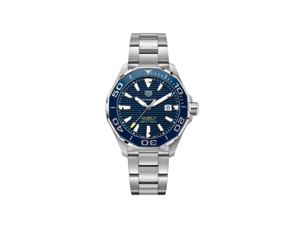 TAG Heuer Aquaracer WAY201B.BA0927  + možnost výměny do 90 dní + natahovač na hodinky