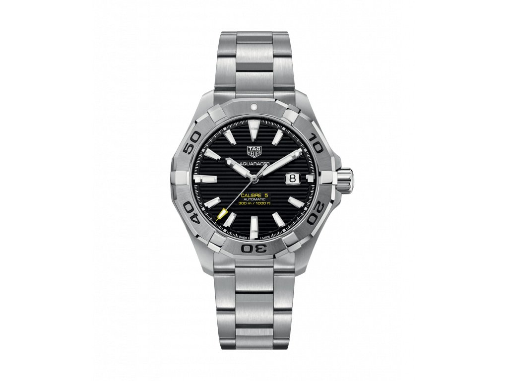 Aquaracer Calibre5 AutomaticWatch 300M 43mm WAY2010 BA0927 V2