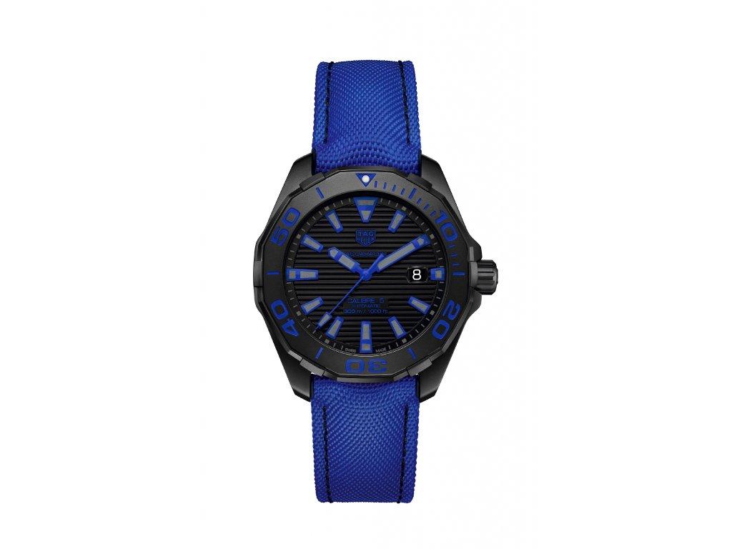 TAG Heuer Aquaracer WAY208B.FC6382  + možnost výměny do 90 dní + natahovač na hodinky