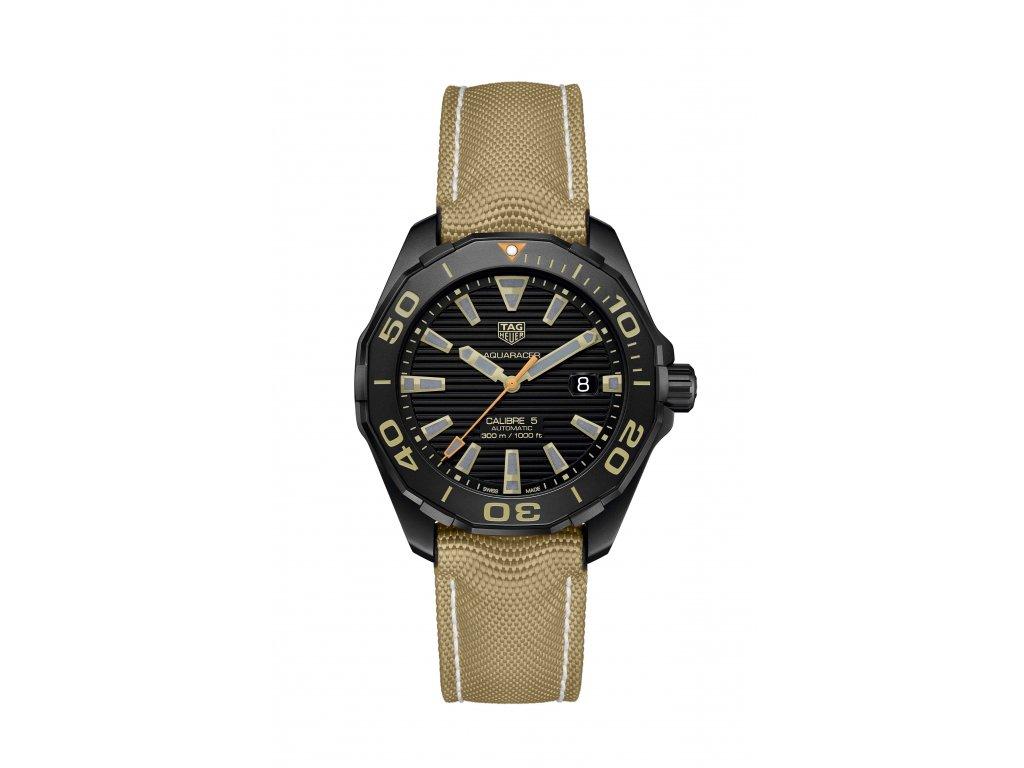 TAG Heuer Aquaracer WAY208C.FC6383  + natahovač na hodinky