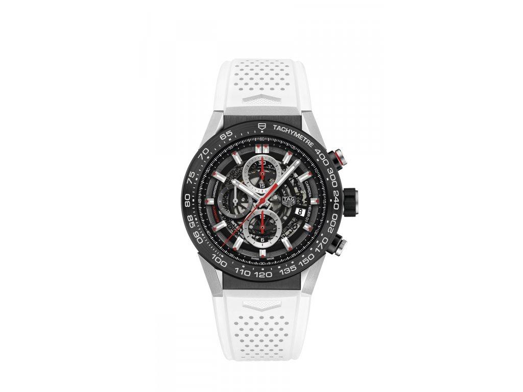 TAG Heuer Carrera CAR2A1Z.FT6051  + prodloužená záruka 5 let + pojištení na rok + natahovač na hodinky ZDARMA