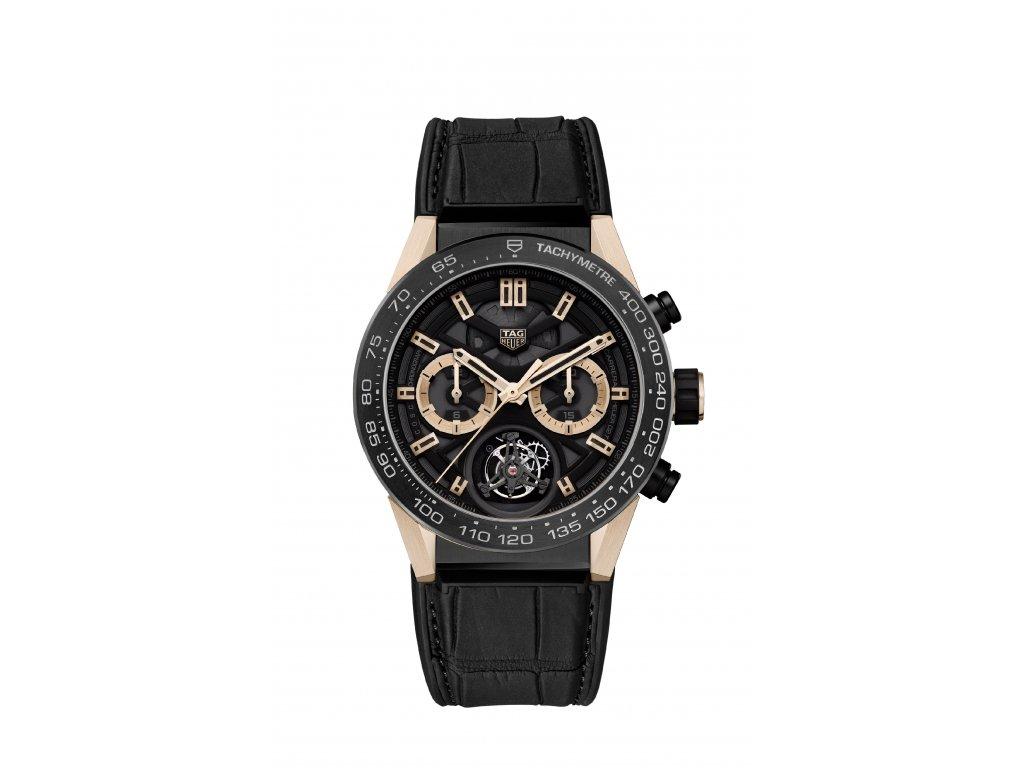 TAG Heuer Carrera CAR5A5Y.FC6377  + možnost výměny do 90 dní + natahovač na hodinky