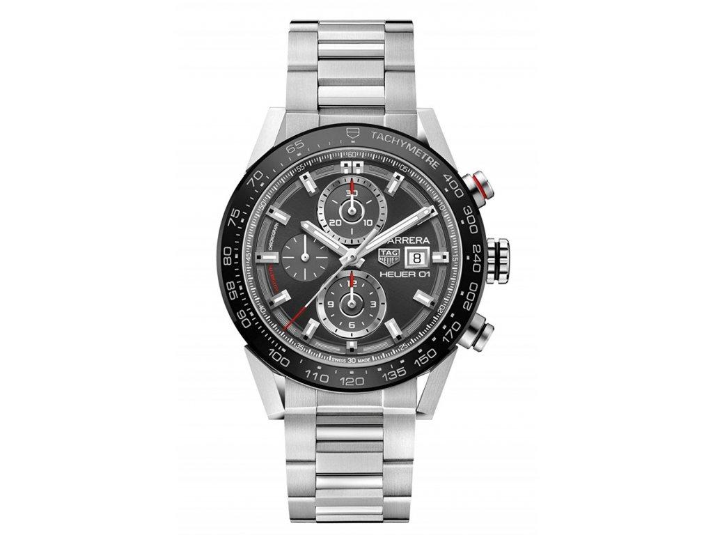 TAG Heuer Carrera CAR201W.BA0714  + natahovač na hodinky