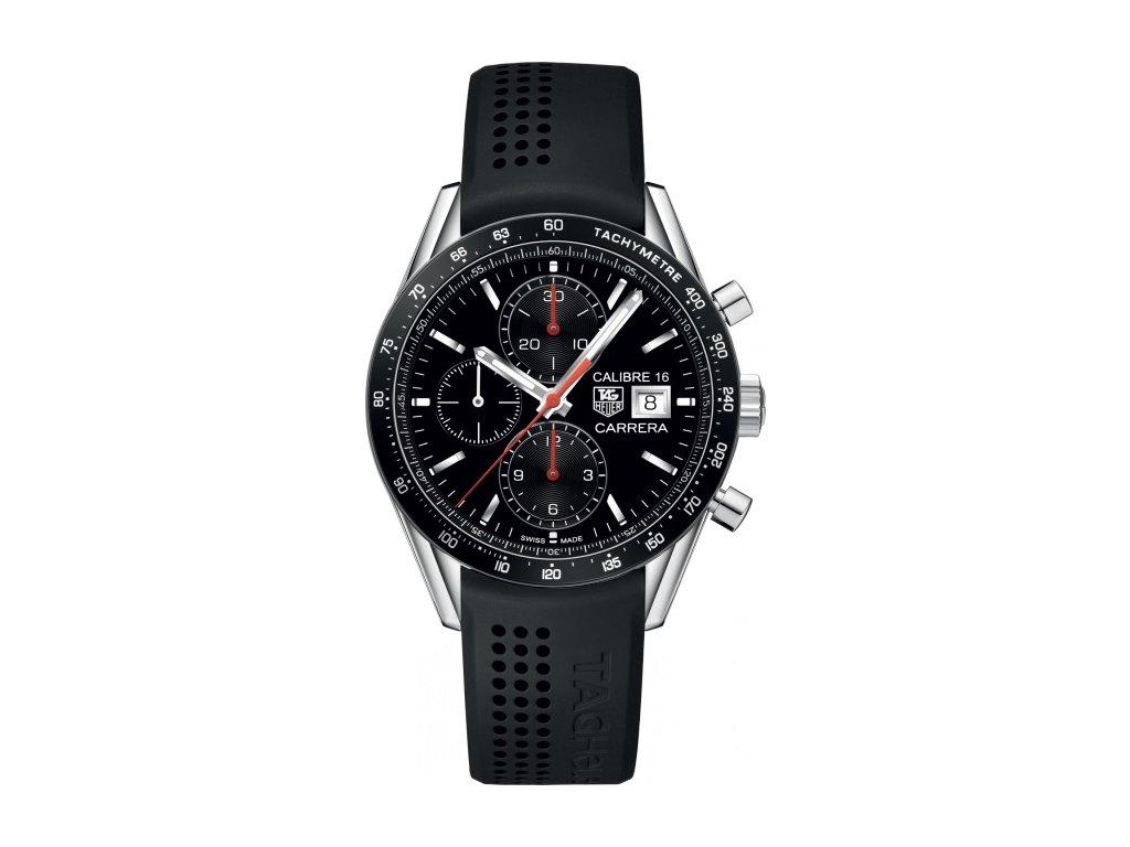 TAG Heuer Carrera CV201AM.FT6040  + prodloužená záruka 5 let + pojištení na rok + natahovač na hodinky ZDARMA