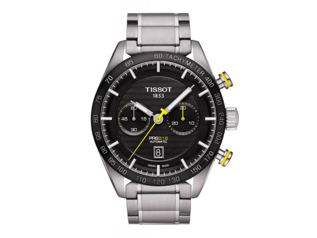 Tissot T-Sport PRS 516 Automatic T100.427.11.051.00  + prodloužená záruka 5 let+ možnost výměny do 90 dní + pojištení na rok ZDARMA