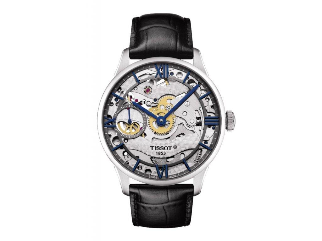 Tissot T-Classic Chemin Des Tourelles T099.405.16.418.00  + prodloužená záruka 5 let + možnost výměny do 90 dní