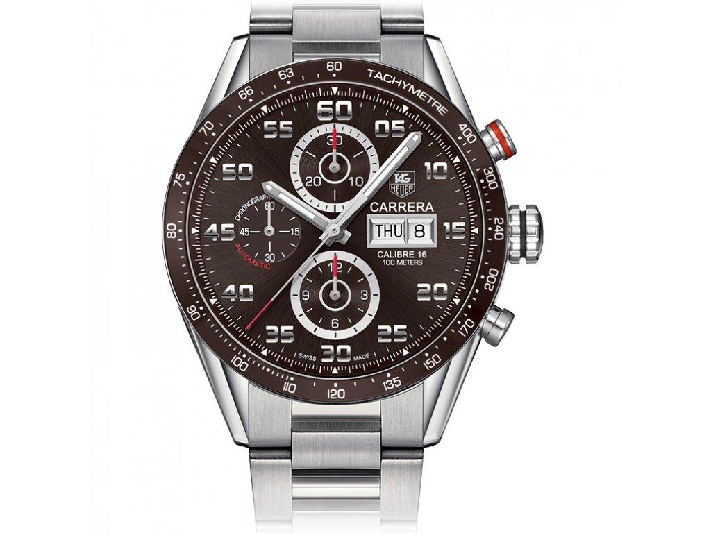 TAG Heuer Carrera CV2A1S.BA0799  + prodloužená záruka 5 let + pojištení na rok + natahovač na hodinky ZDARMA