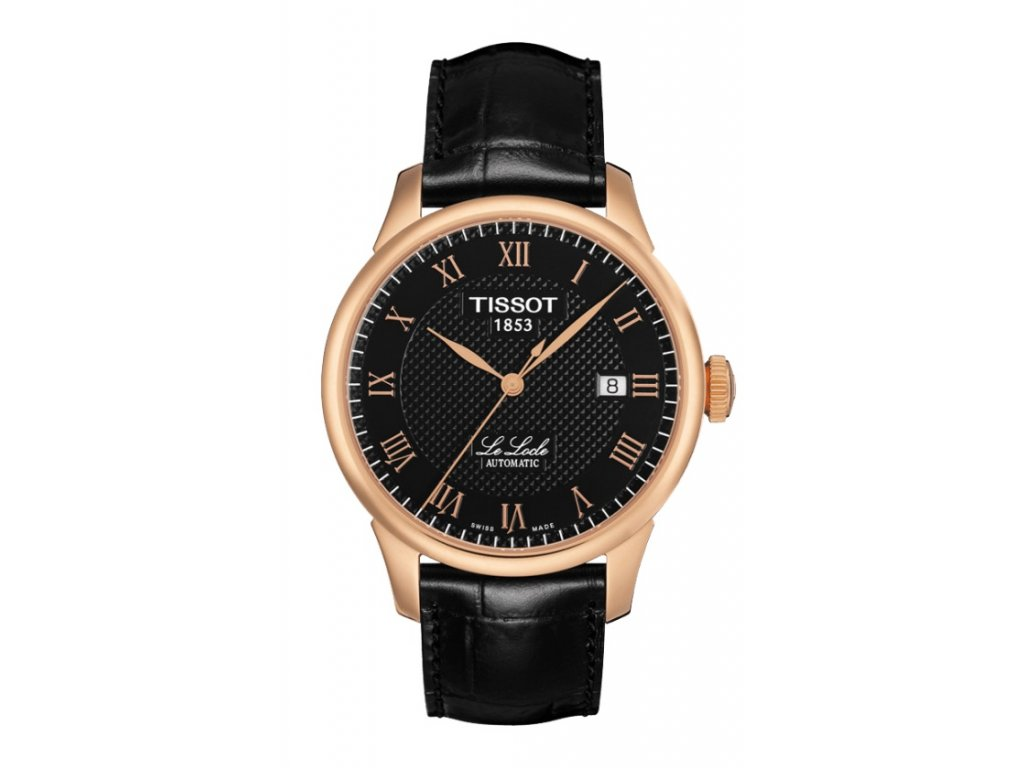 Tissot T-Classic Le Locle T41.5.423.53 - HELVETIA hodinky šperky 4d141363f29
