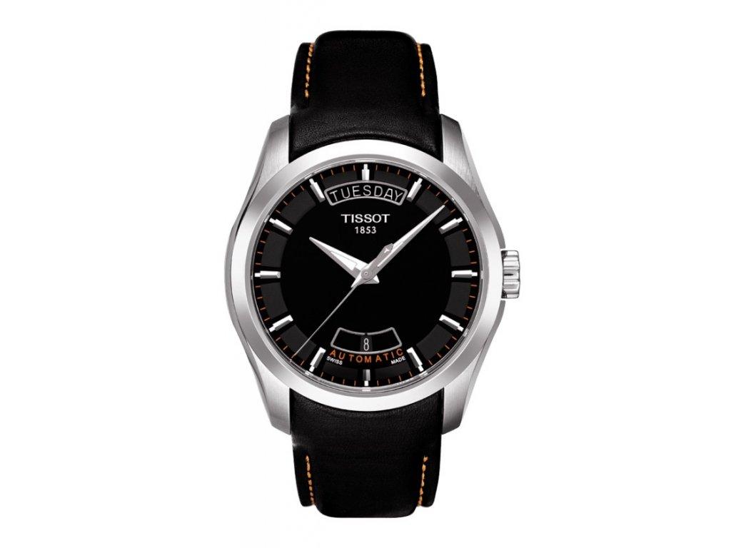 9eeb0db83a Tissot T-Classic Couturier T035.407.16.051.01 - HELVETIA hodinky šperky