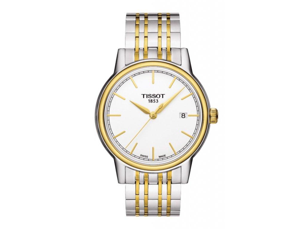 Tissot T-Classic Carson T085.410.22.011.00  + možnost výměny do 90 dní