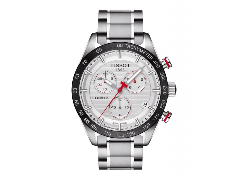 Tissot T-Sport PRS 516 Quartz T100.417.11.031.00  + prodloužená záruka 5 let + možnost výměny do 90 dní + 5 let na výměnu baterie zdarma