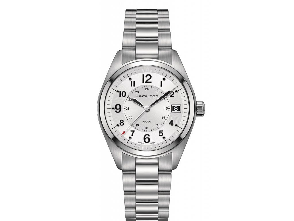 340aa69592e Pánské bateriové hodinky Hamilton - HELVETIA hodinky šperky
