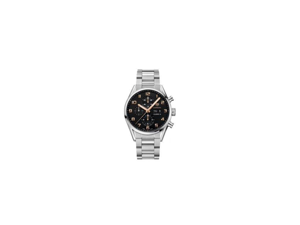 TAG Heuer Carrera CV2A1AB.BA0738  + prodloužená záruka 5 let + pojištení na rok + natahovač na hodinky ZDARMA
