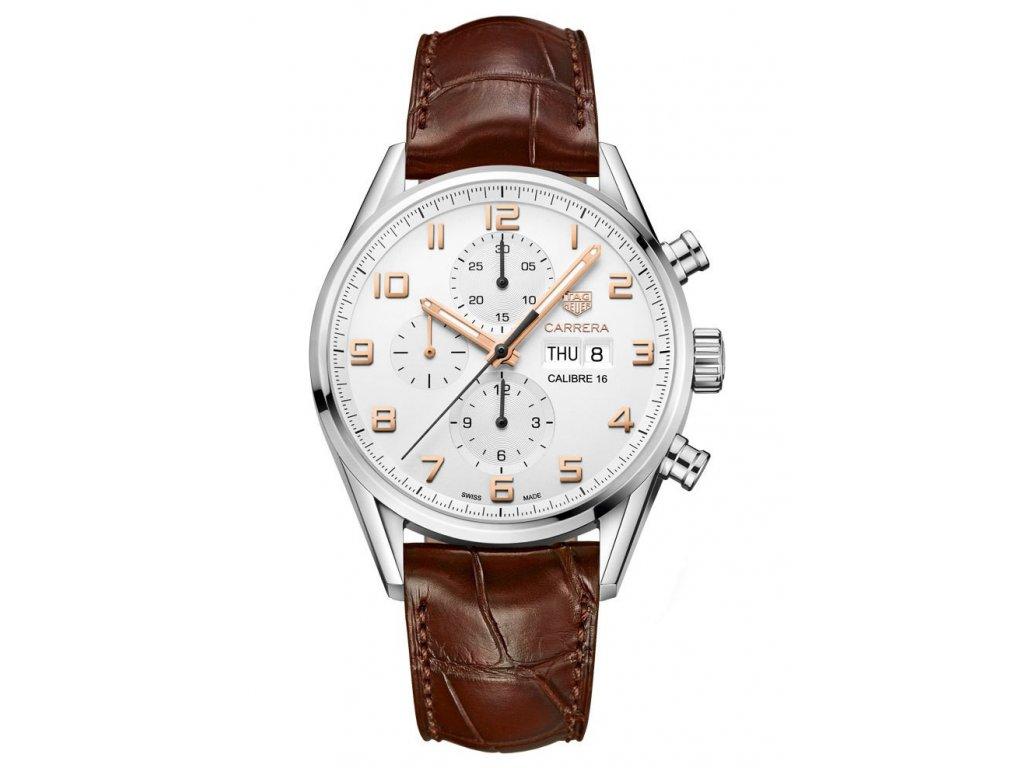 TAG Heuer Carrera CV2A1AC.FC6380  + možnost výměny do 90 dní + natahovač na hodinky