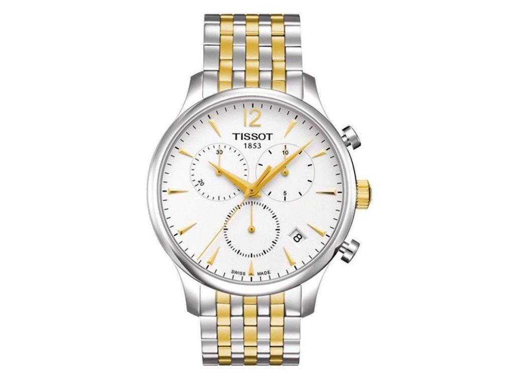 Tissot T-Classic Tradition T063.617.22.037.00  + prodloužená záruka 5 let + možnost výměny do 90 dní + 5 let na výměnu baterie zdarma