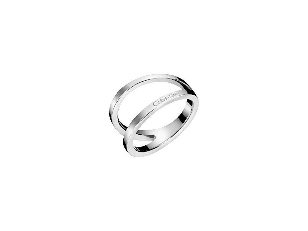 Prsten Calvin Klein Outline KJ6VMR0001  + možnost výměny do 90 dní