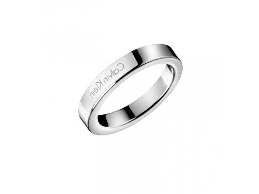 Prsten Calvin Klein Hook KJ06MR0001