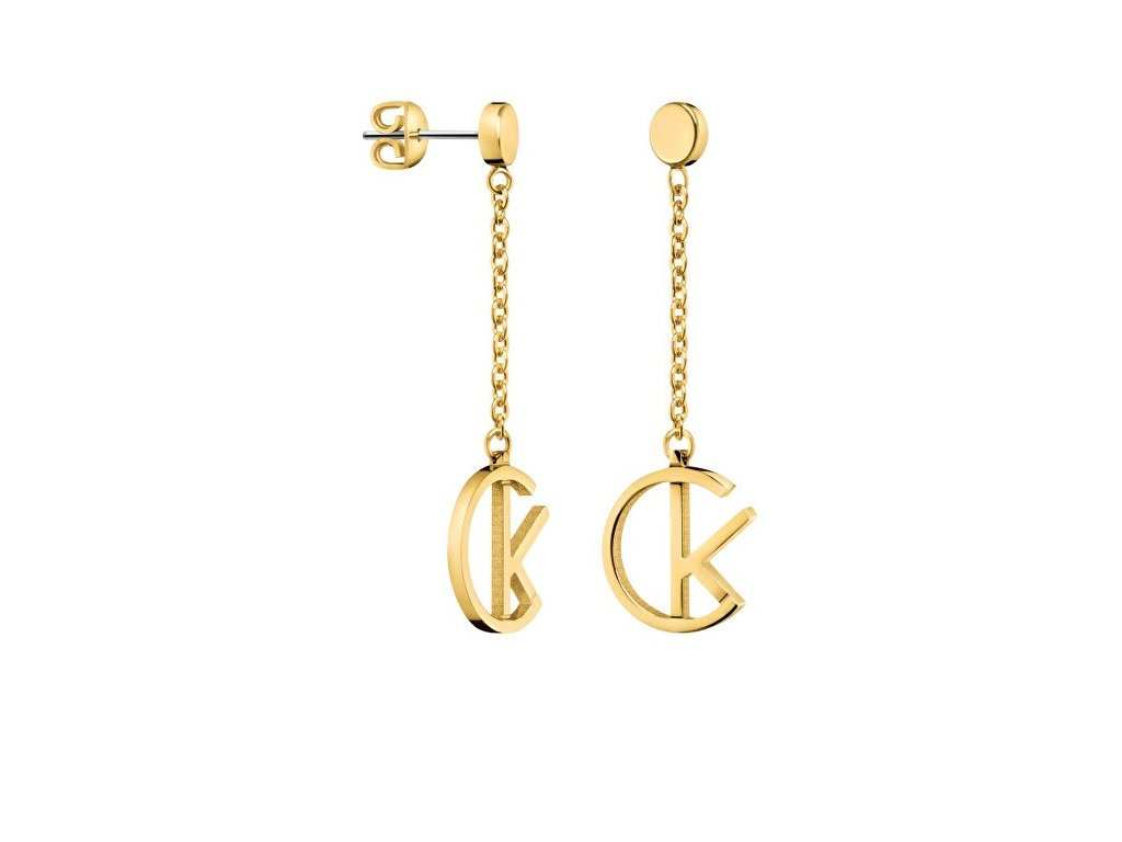Náušnice Calvin Klein League KJ6DJE100100  + možnost výměny do 90 dní