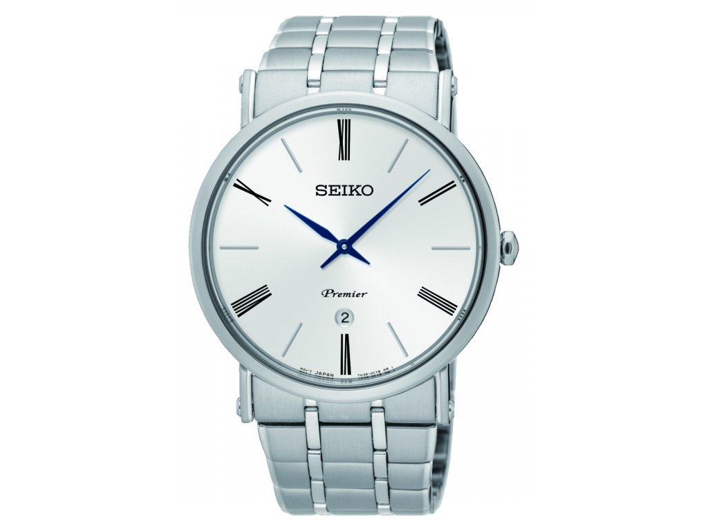 Seiko SKP391P1  + prodloužená záruka 5 let + možnost výměny do 90 dní + 5 let na výměnu baterie zdarma