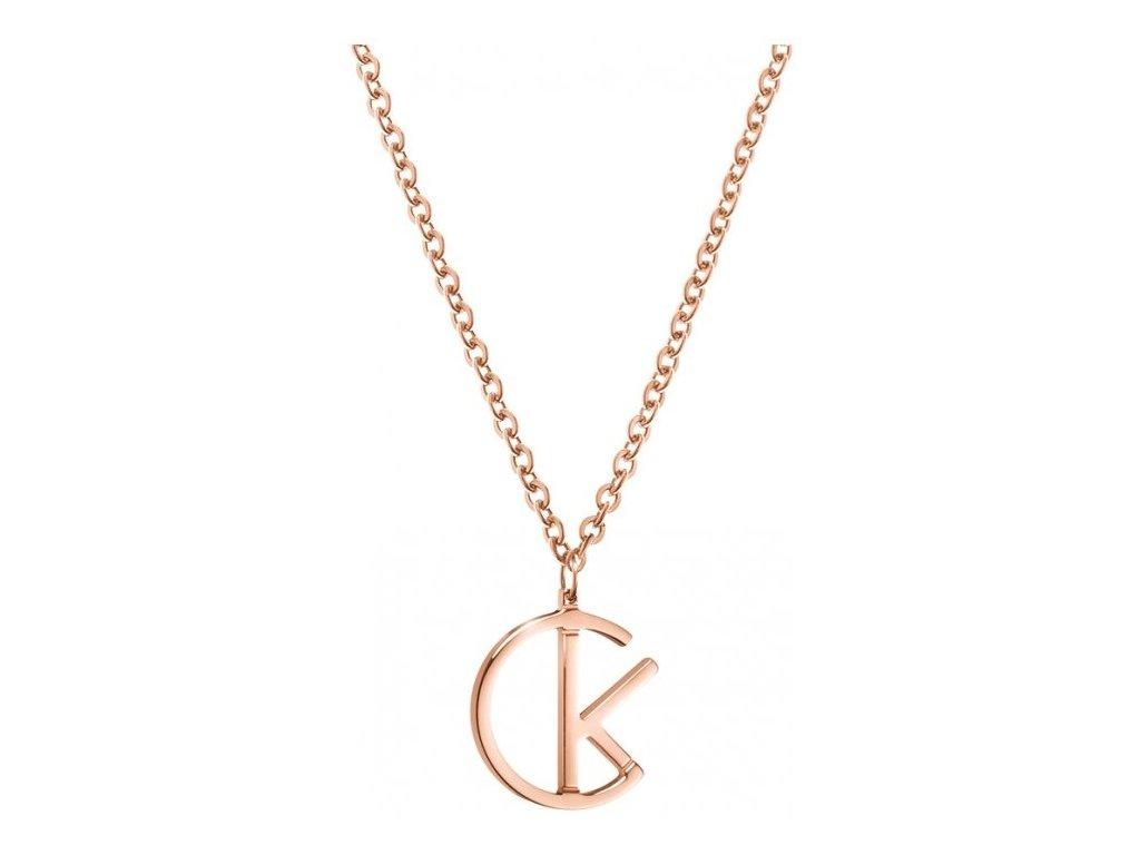 Náhrdelník Calvin Klein League KJ6DPP100100  + možnost výměny do 90 dní