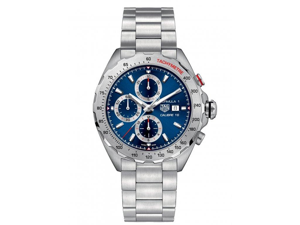 TAG Heuer Formula 1 CAZ2015.BA0876  + prodloužená záruka 5 let+ možnost výměny do 90 dní + pojištení na rok + natahovač na hodinky ZDARMA
