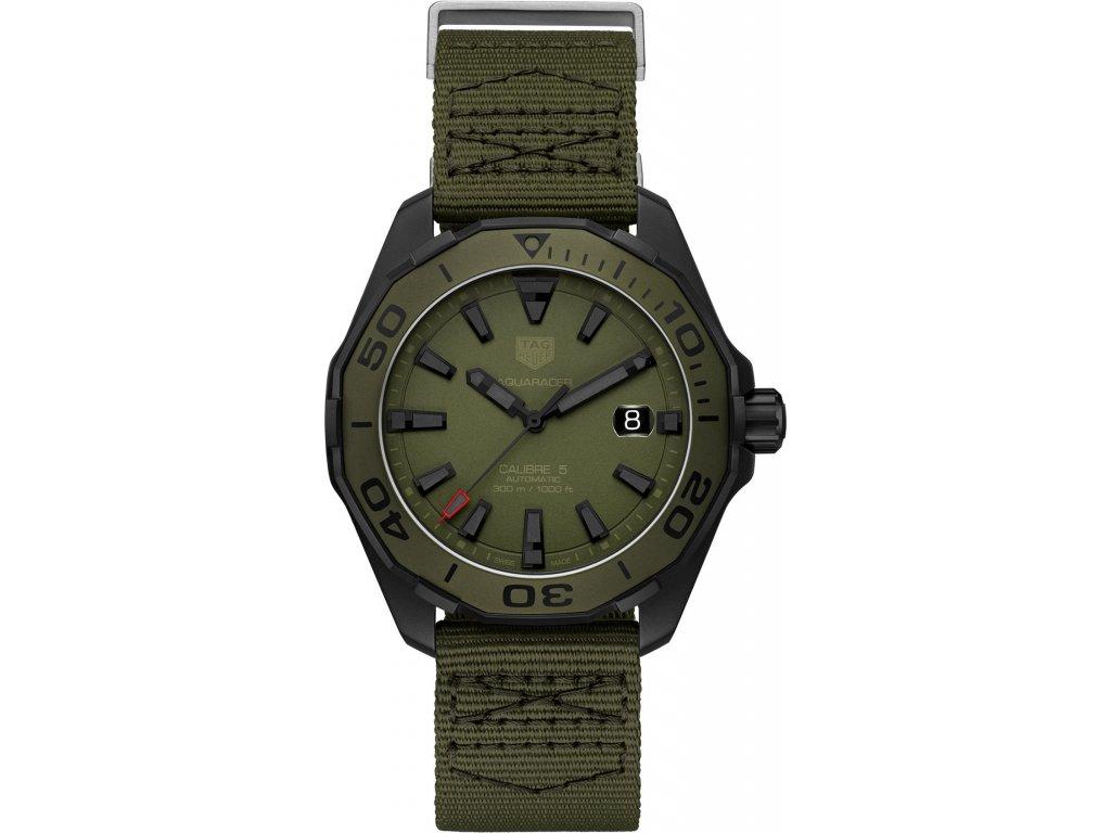 TAG Heuer Aquaracer WAY208E.FC8222  + natahovač na hodinky