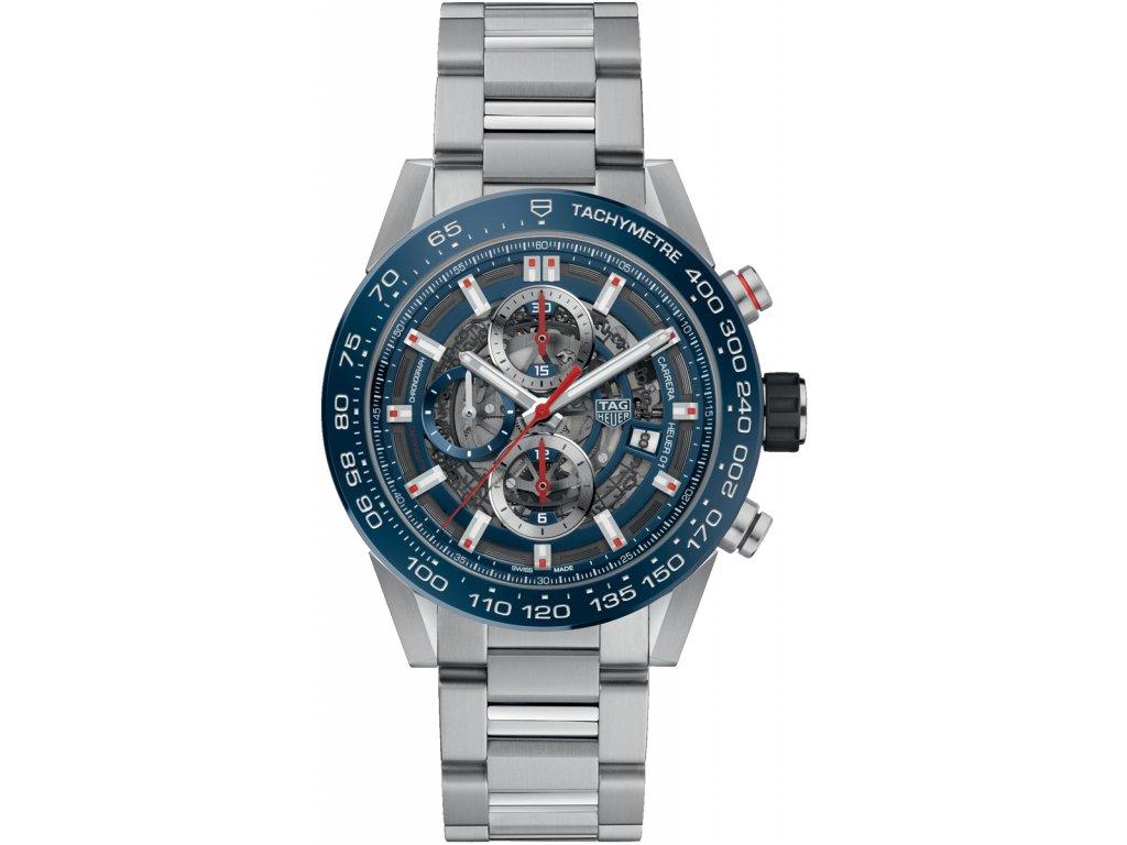 TAG Heuer Carrera CAR201T.BA0766  + prodloužená záruka 5 let + pojištení na rok + natahovač na hodinky ZDARMA