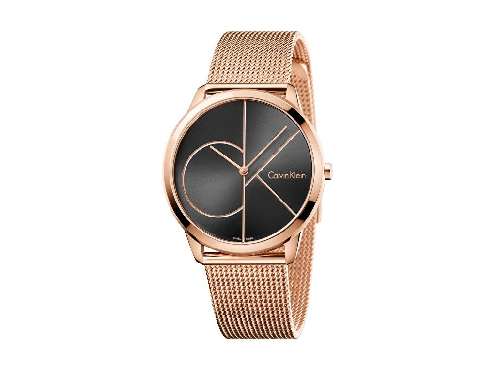 Calvin Klein Minimal K3M21621  + prodloužená záruka 5 let + 5 let na výměnu baterie zdarma + možnost výměny do 90 dní