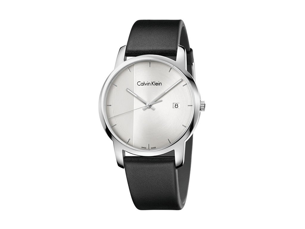 Calvin Klein City K2G2G1CX  + prodloužená záruka 5 let + možnost výměny do 90 dní + 5 let na výměnu baterie zdarma
