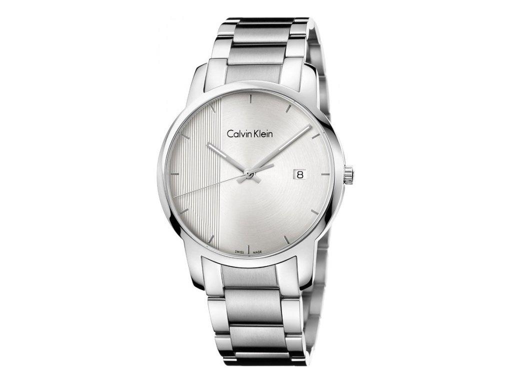 Calvin Klein City K2G2G14X  + prodloužená záruka 5 let + možnost výměny do 90 dní + 5 let na výměnu baterie zdarma