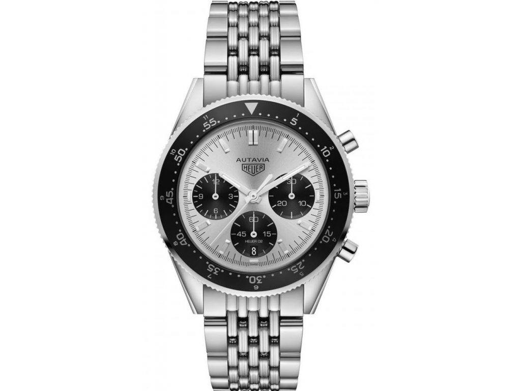 TAG Heuer Heritage Autavia CBE2111.BA0687  + prodloužená záruka 5 let + pojištení na rok + natahovač na hodinky ZDARMA