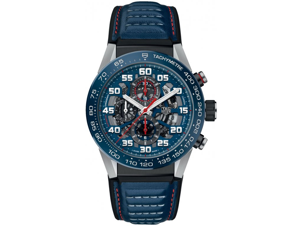 TAG Heuer Carrera Red Bull Racing Special Edition CAR2A1N.FT6100  + natahovač na hodinky