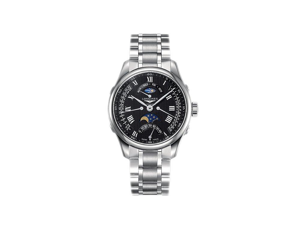 Longines L2.738.4.51.6  + záruka 5 let + možnost výměny do 90 dní + natahovač na hodinky