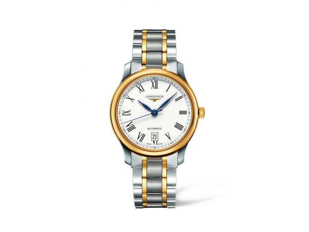 Longines L2.628.5.11.7  + možnost výměny do 90 dní + natahovač na hodinky