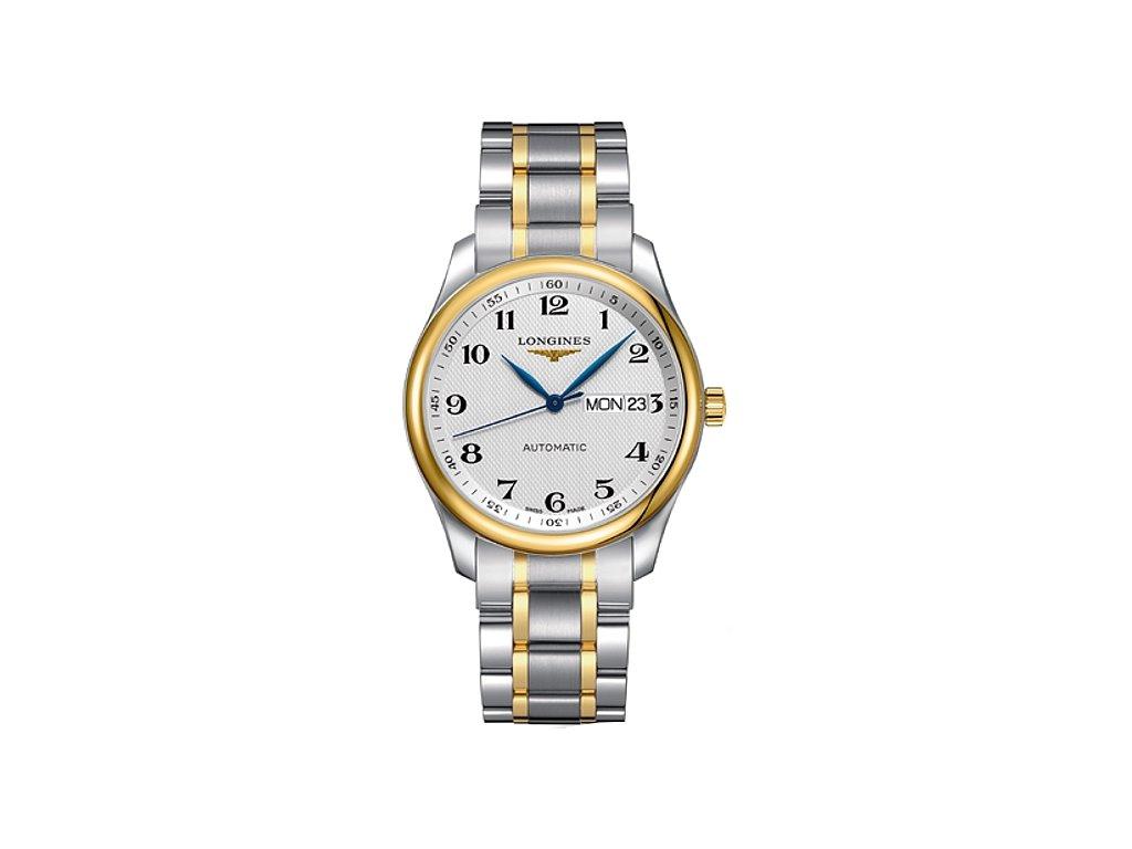 Longines L2.755.5.78.7  + natahovač na hodinky