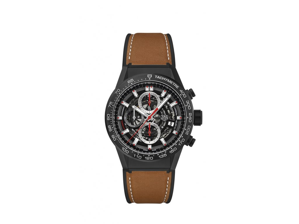 TAG Heuer Carrera CAR2090.FT6124  + natahovač na hodinky