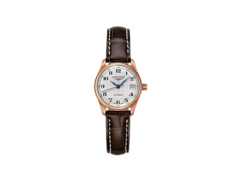 Longines L2.128.8.78.3  + záruka 5 let + možnost výměny do 90 dní + natahovač na hodinky
