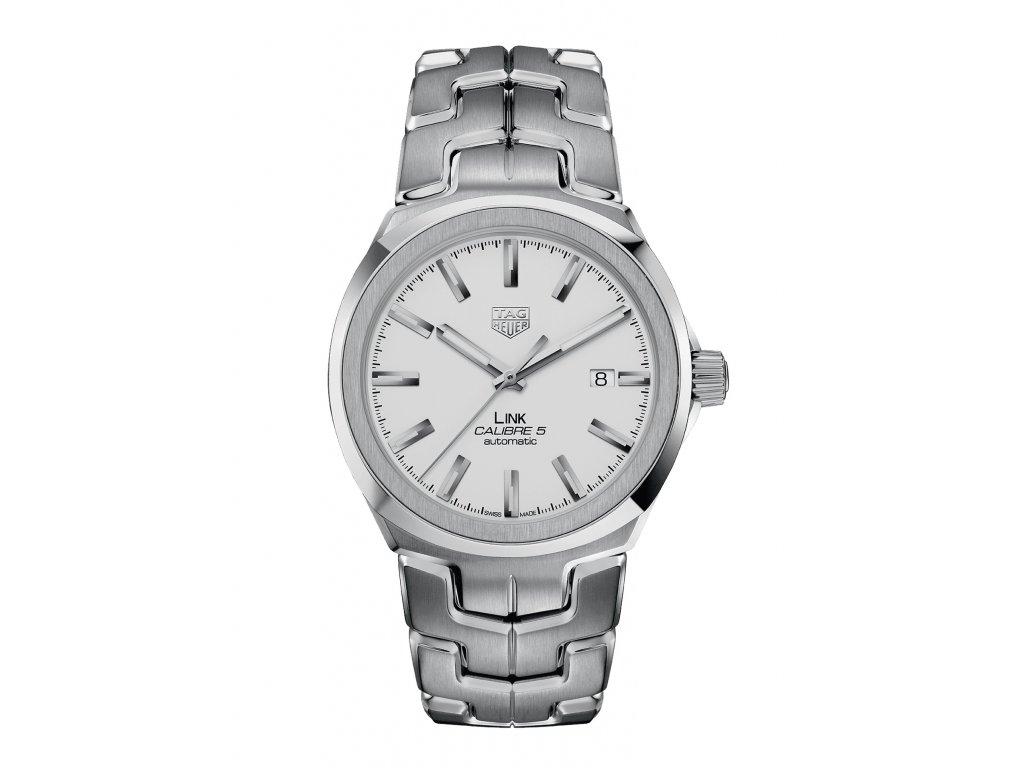 TAG Heuer Link WBC2111.BA0603  + prodloužená záruka 5 let+ možnost výměny do 90 dní + pojištení na rok + natahovač na hodinky ZDARMA