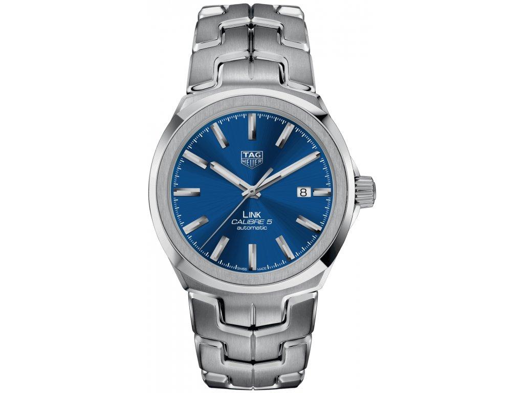 TAG Heuer Link WBC2112.BA0603  + prodloužená záruka 5 let+ možnost výměny do 90 dní + pojištení na rok + natahovač na hodinky ZDARMA