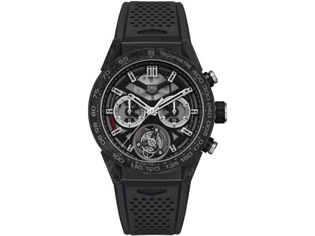 TAG Heuer Carrera HEUER02 T CAR5A8W.FT6071  + natahovač na hodinky